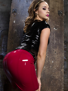 Huge Ass in Latex Pictures